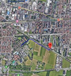 Stazione FS Grugliasco - Campus
